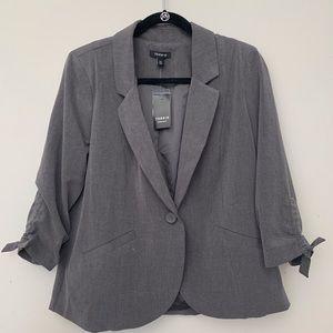 Torrid Single Button Blazer Size 00